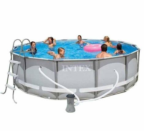 Каркасный бассейн Intex (28310) 427 х 107 см