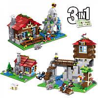 Конструктор Minecraft My World 33018