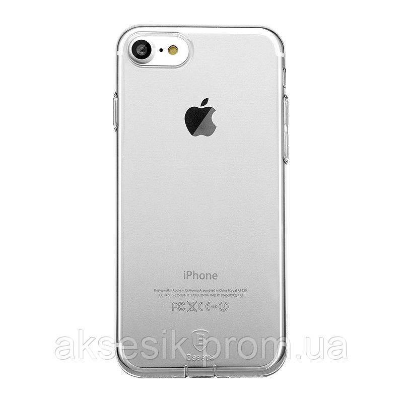 Силииконовый чехол Baseus Simple (TPU) iPhone 7 Plus