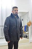 Новинка!!! Кожаная куртка мужская,в наличии 56 58 размеры