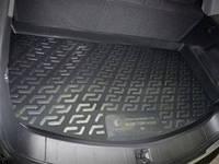 Коврик багажника (корыто)-полиуретановый, черный Ssang yong Actyon (санг йонг/енг актион 2006-2011)