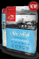 ORIJEN 6 Fish Dog 11,4 кг - корм для собак на основе рыбы