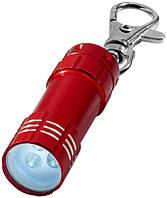 Брелок-фонарик 3 белых светодиода, фото 1
