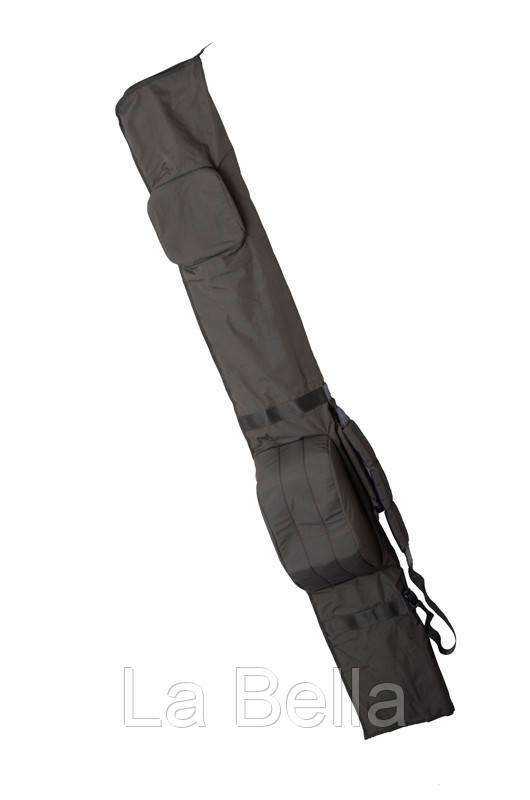 Чехол  для 3-х карповых удлищ 600D - 215x32cm  Carp Pro