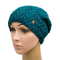 Женская шапка вязанная зимняя