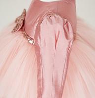 Детское платье - цвет пудра, фото 3