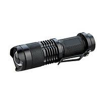 Фонарик BAILONG BL 84688 без аккумулятора, карманный фонарик с линзой , ручной фонарик, фонарик тактический