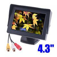 Монитор автомобильный авто TFT LCD экран 4,3