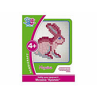 """Набор для творчества 951053 3D Мозаика """"Кролик"""""""