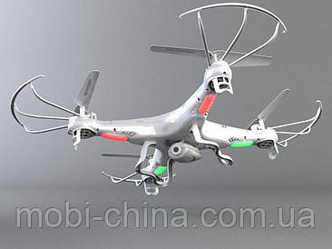Квадрокоптер / дрон - X5C-1 с камерой  (в стиле Syma X5C)