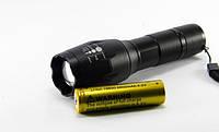 Фонарик POLICE BL 1831-T6, ручной аккумуляторный фонарик,  фонарь с светодиодом T6, мощный светодиодный фонарь