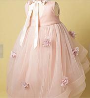 Дитяче плаття - з квітами, фото 5