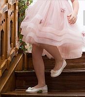 Дитяче плаття - з квітами, фото 6