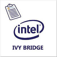 История процессоров Intel: Ivy Bridge (3-е поколение, апрель 2012)