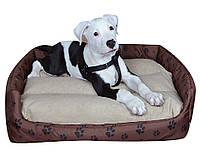Лежак / кровать / матрас для животных 70x60 см ARUBA PLUS Польша
