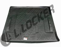 Коврик багажника (корыто)-полиуретановый, черный Cadillac Escalade (кадиллак/кадилак ескалейд 1999г+)