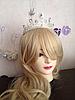Корона и серьги РУБИНА СЕРЕБРО набор диадема свадебная бижутерия, фото 10