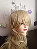 Свадебная диадема корона РУБИНА тиара украшения для волос, фото 10