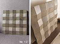 Деревянная 3D мозаика Oklahoma