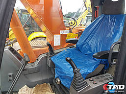 Гусеничный экскаватор Doosan DX225L Long Reach  (2009 г), фото 2