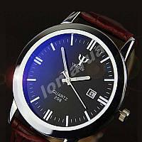 Мужские кварцевые часы Yazole 298