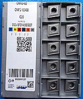 Твердосплавные пластины сменные для резцов CNMG 120408 IC20