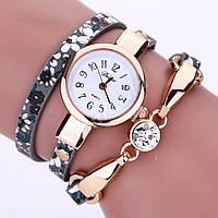 Изящные женские часы-браслет