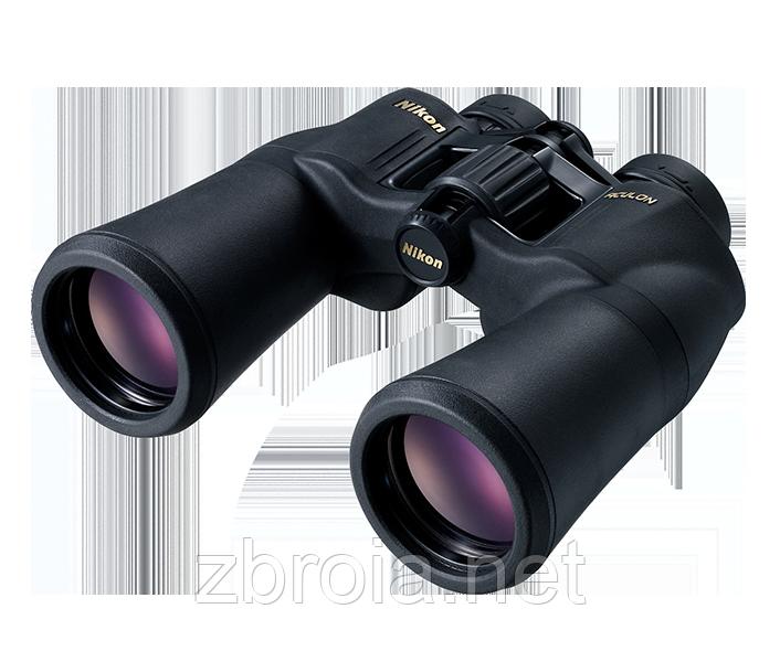 Бінокль Nikon Aculon A211 10x50 CF