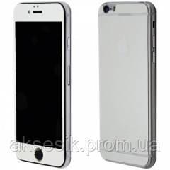 Защитное стекло Glass colour Matt Apple iPhone 5/5s/SE без упаковки (gray)