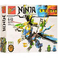 """Конструктор """"Ninja"""" 2в1 дракон-робот"""