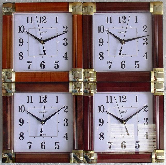 Часы настенные SIRIUS для дома и офиса SI-091