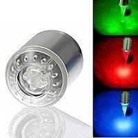Насадка подсветка для крана GLOW WOTER 748, насадка с подсветкой, светящаяся насадка, светодиодная насадка