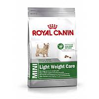Royal Canin Mini Light Weight Care (Роял Канин) корм для собак
