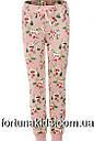 Трикотажные  спортивные брюки утепленные для девочек GLO-STORY 98-128  р.р., фото 5