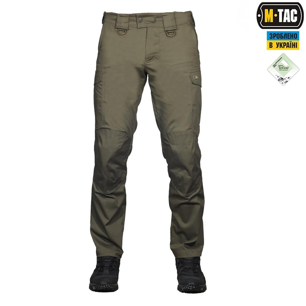 M-Tac брюки Operator Flex Dark Olive