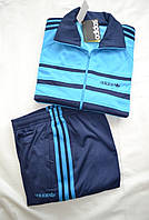 Спортивный костюм Adidas,Австрия эластик,большие размеры 48-66
