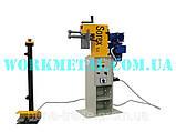 Зиговочный станок Sorex CWM-50 с электроприводом, фото 3