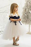 Дитяче плаття - ежевичка, фото 3