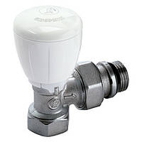 Термостатический клапан Giacomini 1/2 угловой комплект