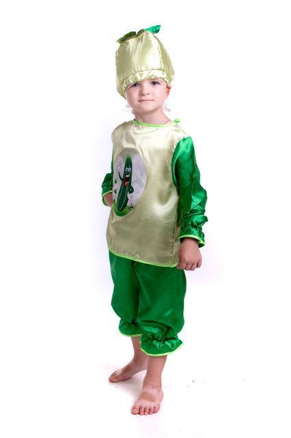 Карнавальный костюм на праздник Кабачок