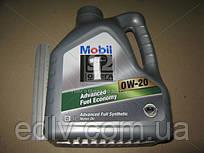 Масло моторн. MOBIL 1 0W-20 API SN/CF, AСEA A1/B1,ILSAC GF-5 (Канистра 4л)