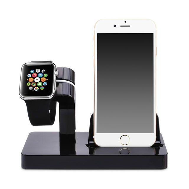 Док-станции/подставки для Apple Watch