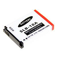 Аккумулятор SLB-10A (BN-VH105) - аналог для камер SAMSUNG - 1050 ma