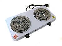 Электроплита Domotec MS-5802 плита настольная, электроплита, электронная плита, кухонная плита