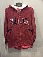Модная подростковая утепленная пайта для девочки 134,140 см, фото 1