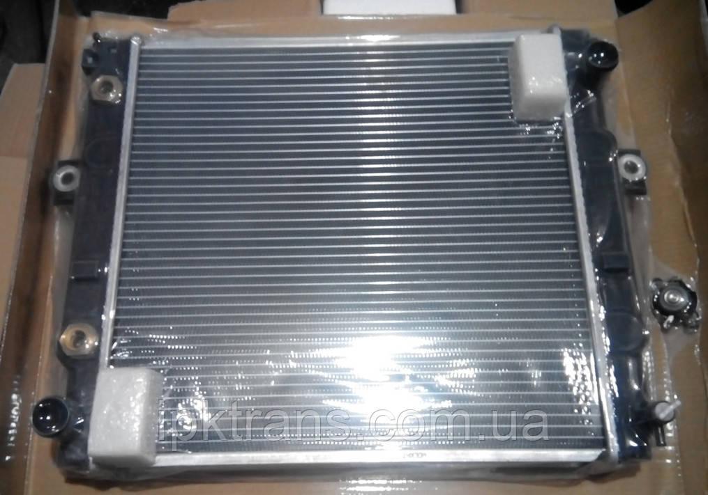 Радиатор водяной двигателя NISSAN K21