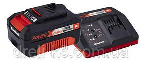 Аккумулятор 4 Ач + зарядное устройство 18 V Einhell Power-X-Change [4512042]