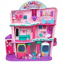Игровой набор Shopkins Shoppies Развлекательный Центр с аксессуарами