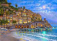 Картина по номерам Средиземноморское побережье 7239