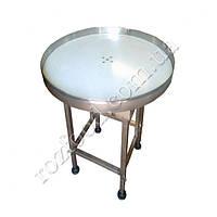 Поворотный накопительный стол